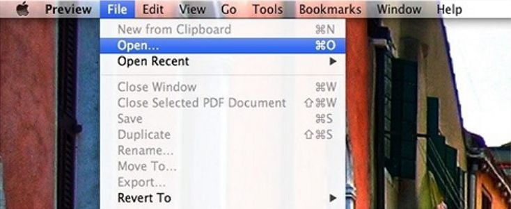 add image to pdf preview