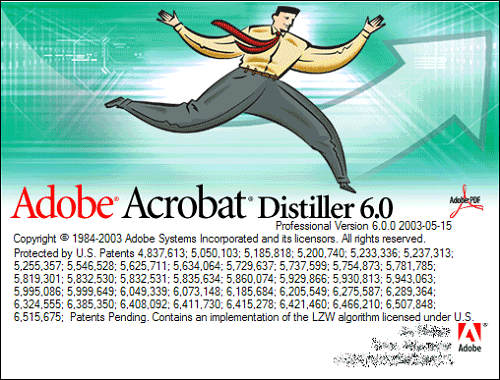 adobe acrobat distiller