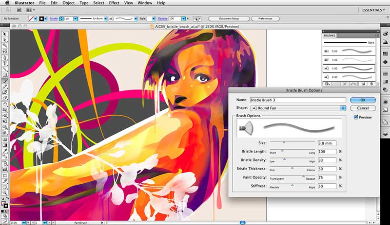 modificare pdf con illustrator