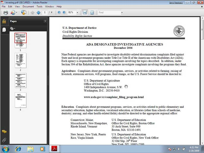 ocr pdf adobe reader