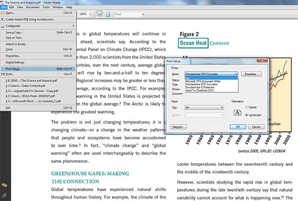 formato pdf a Word