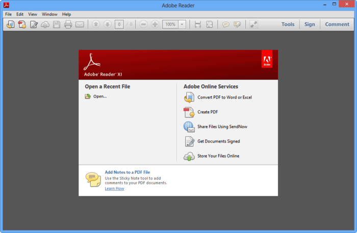 what is adobe reader