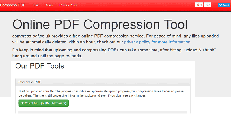 pdf komprimieren mac