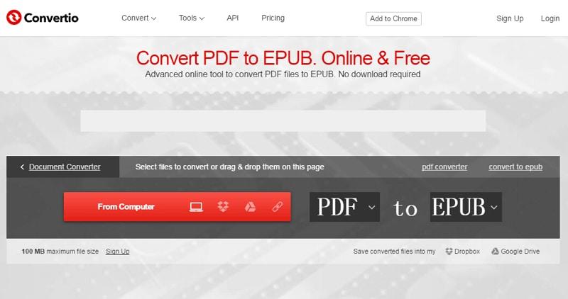 pdf a epub