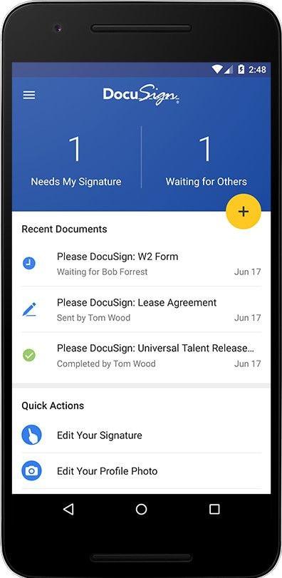 ipad Signatur-App