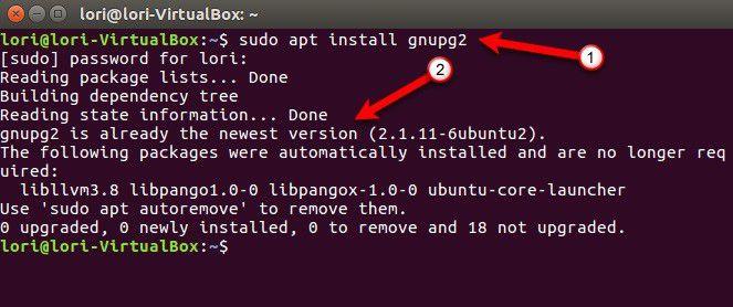 linux encrypt file