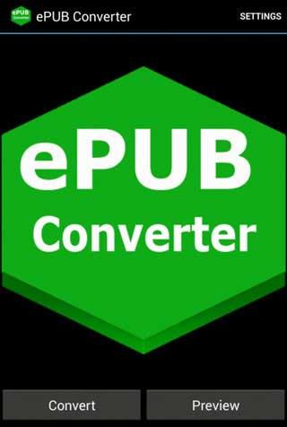 Top 5 Free Android PDF To EPUB Converters  @tataya.com.mx