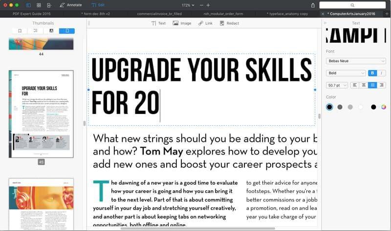 Kostenloses PDF-Tool für Windows