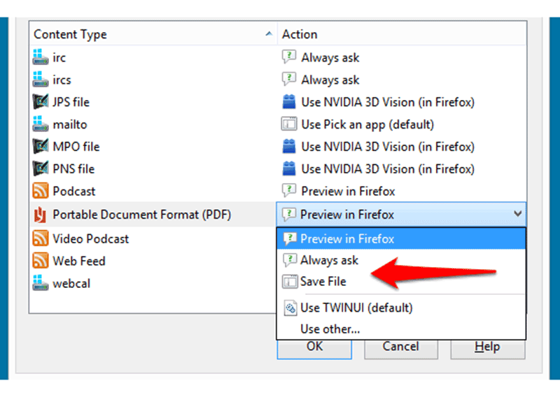 firefox pdf viewer