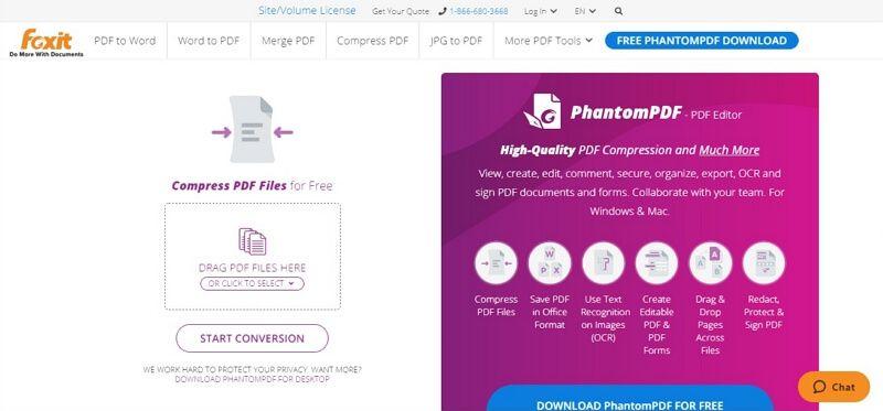Foxit PDF Compressor
