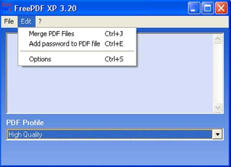 impressora pdf windows