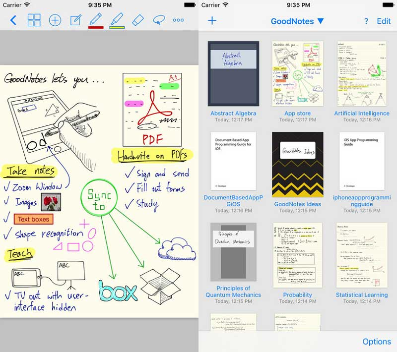 pdf expert app simili