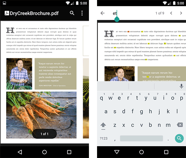 free download pdf reader for android