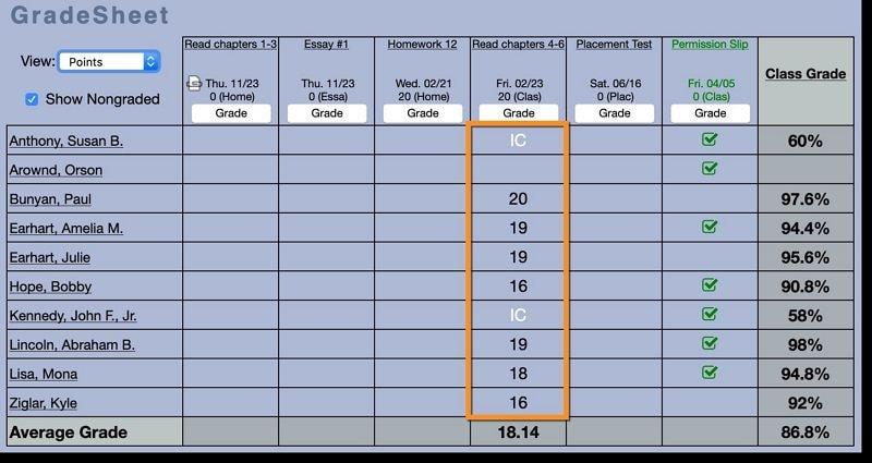 Studentenmanagementsystem