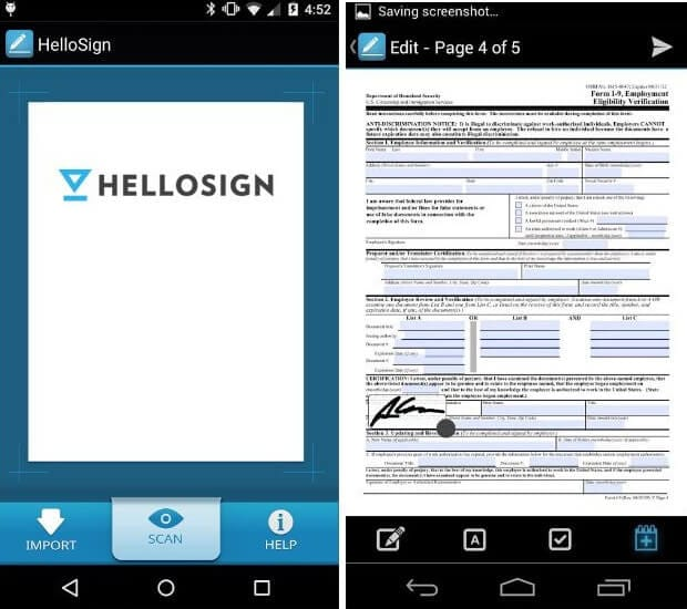 app to add signature to pdf