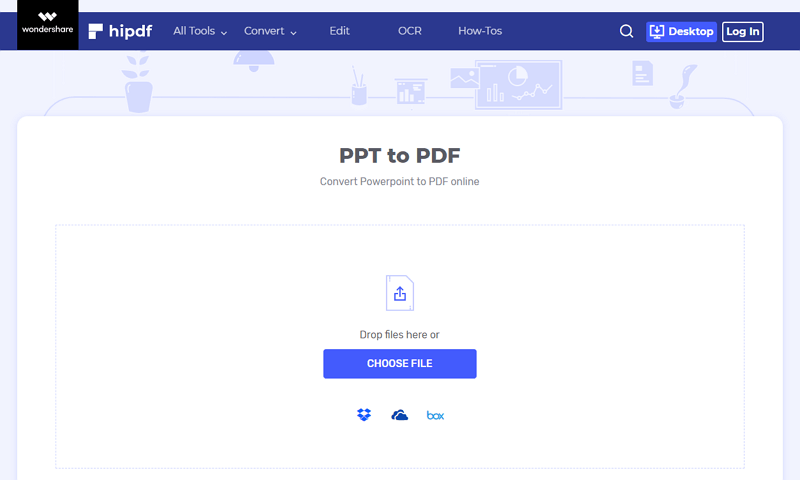 turn pdf into powerpoint