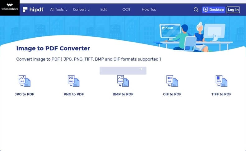 how to create pdf from jpg