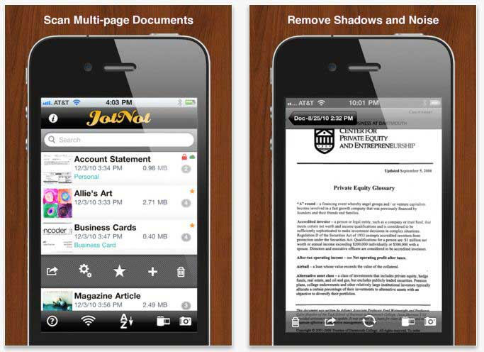 PDF Scanner App android