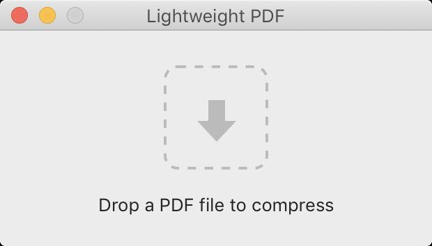 pdf-komprimierer software mac