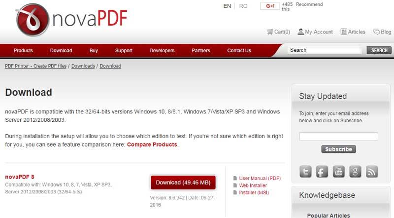 xps para pdf