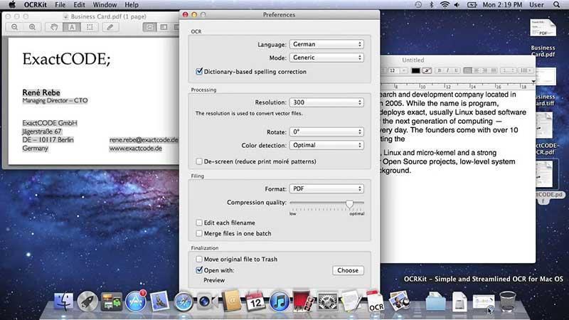 avaliação do nuance pdf converter para mac