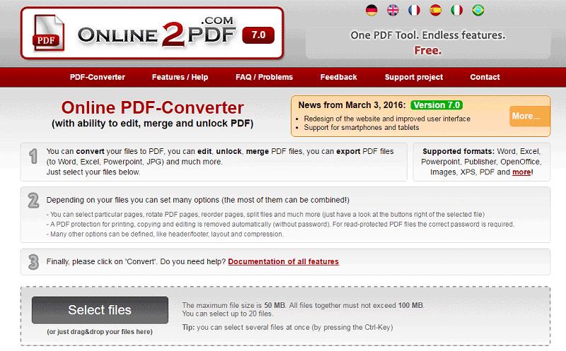 convertitore online di pdf in ppt