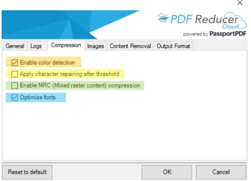 PDF-Größenkonverter