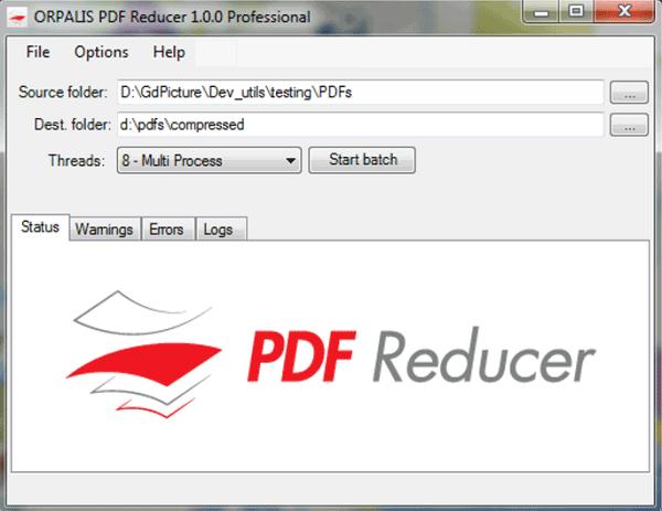 pdf komprimierer-software