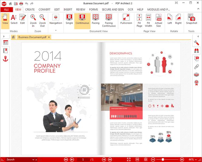editor immagini dei pdf gratis