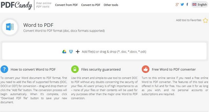 Editor di PDF Online