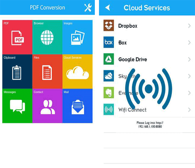 pdf converter for iphone