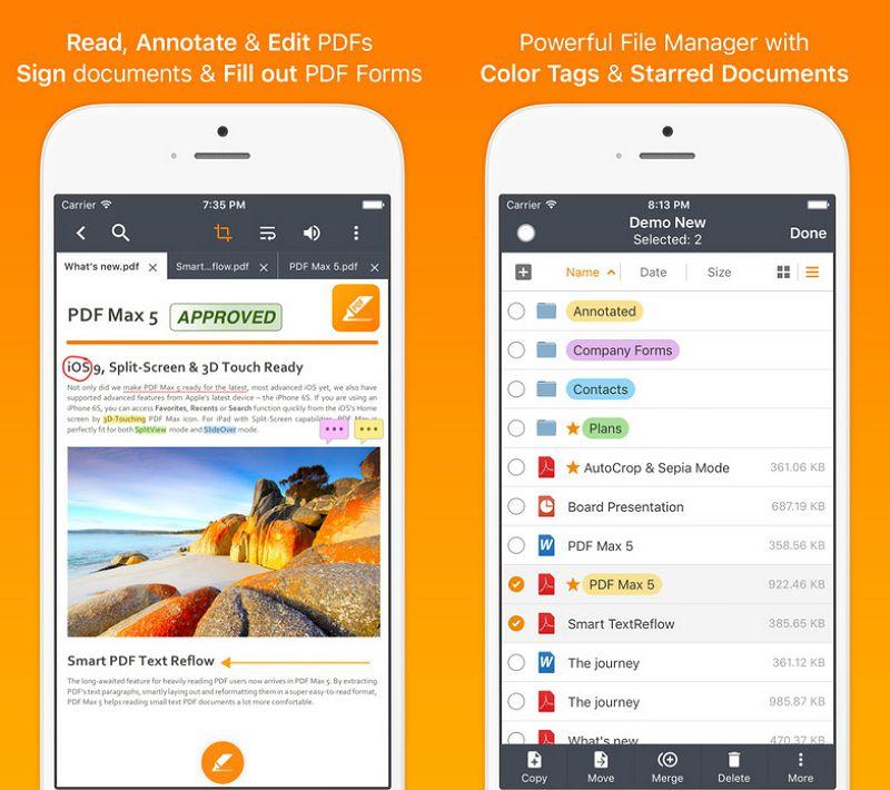 app zum bearbeiten von pdf