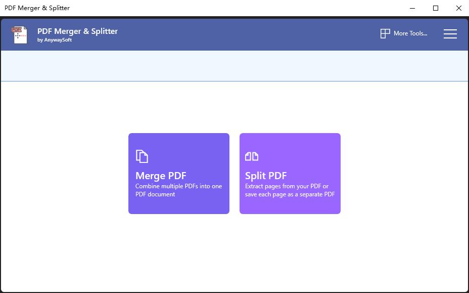 PDF-Split-Tool