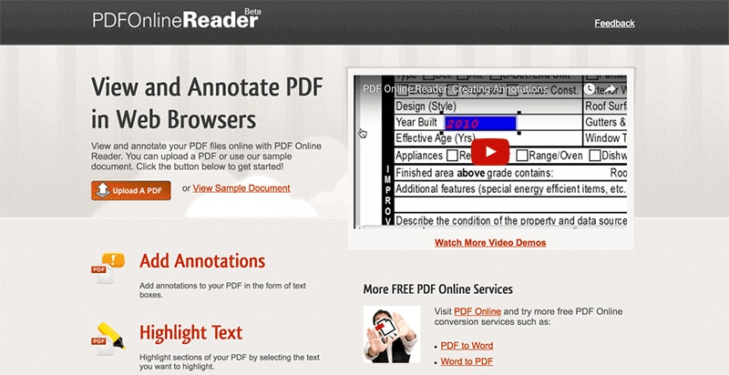 Online-PDF-Viewer