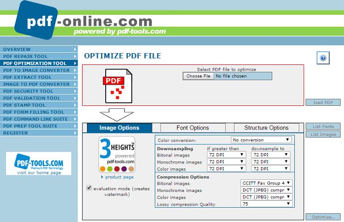 pdf dateien komprimieren