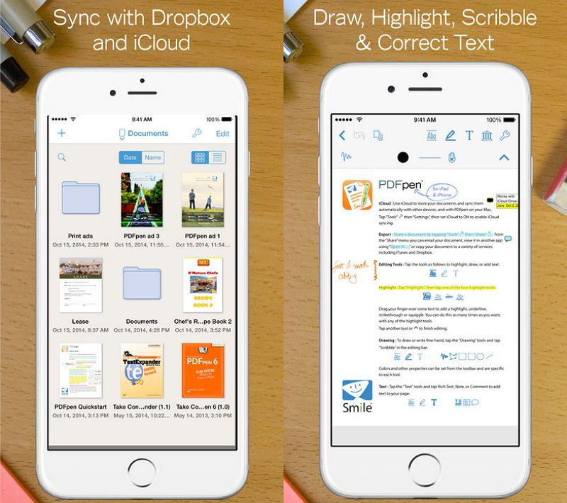 pdf expert app store