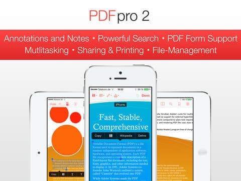 scarica gratis pdf expert per ipad