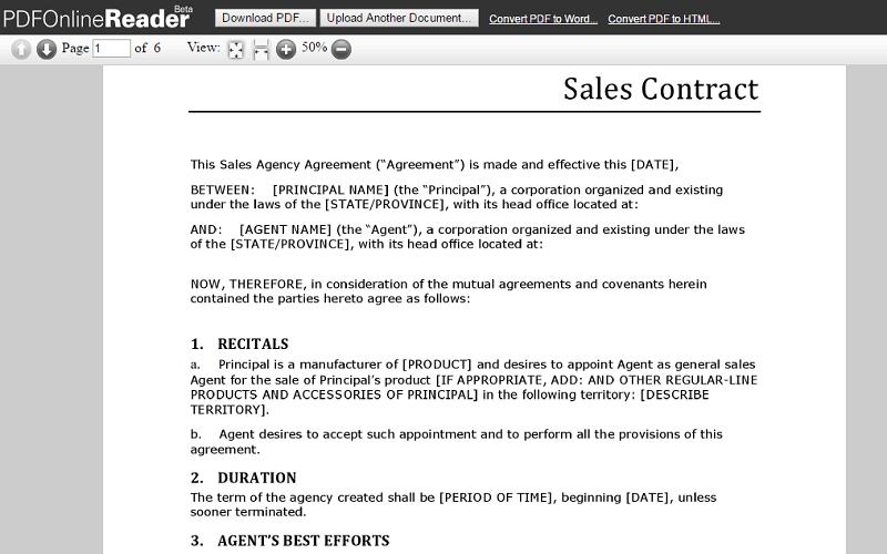 highlight pdf online