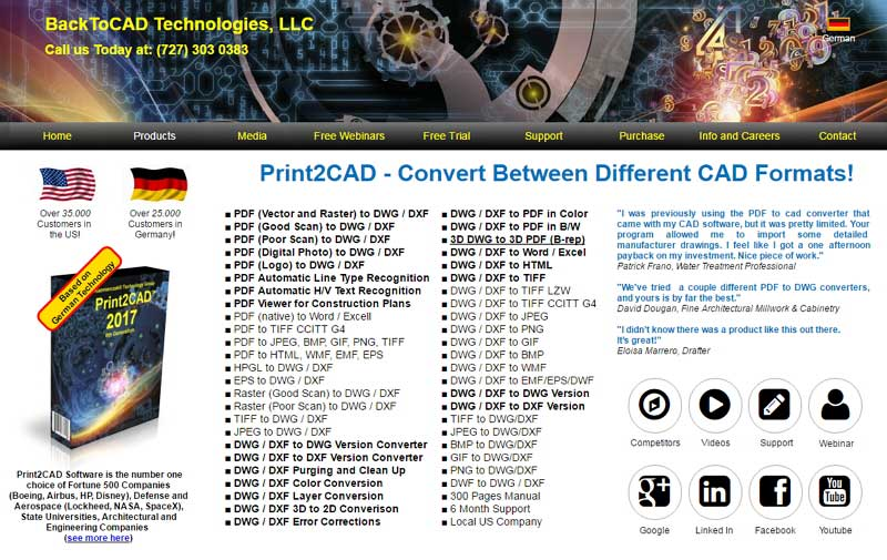 pdf zu cad Konverter
