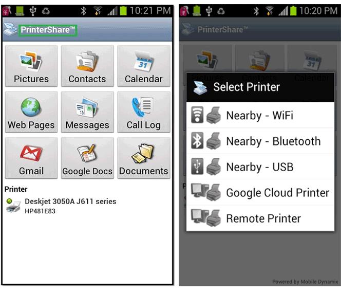 Android-PDF-Drucker