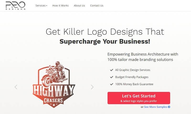 signatur logo design