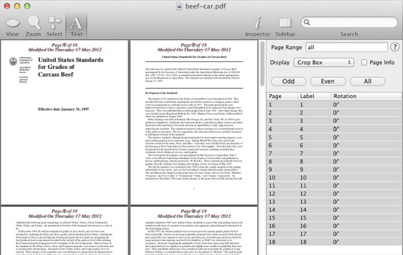 adobe acrobat alternatives for pdf editing on macos 10.14