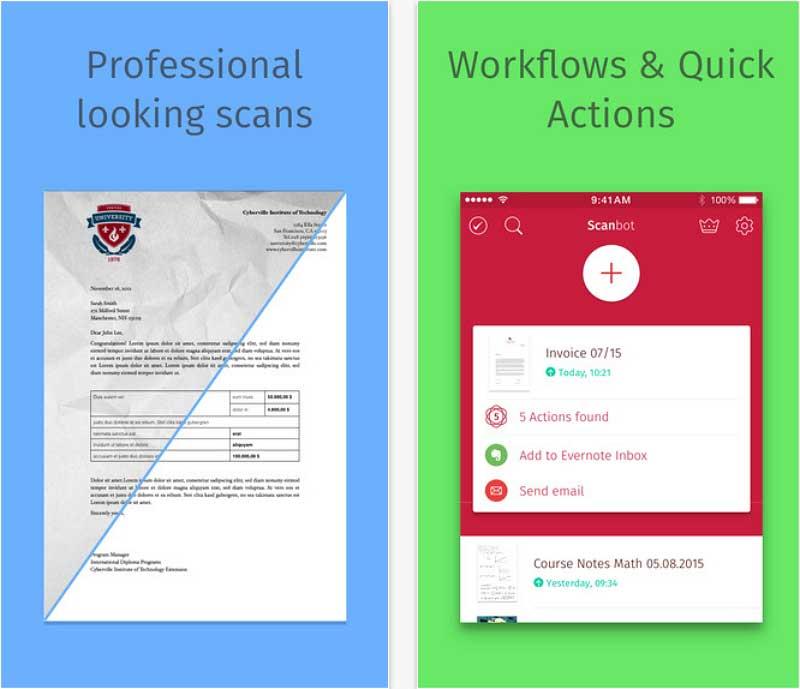 pdf apps für iphone