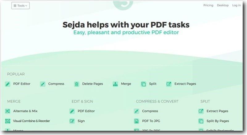 ferramenta de marcação de pdfs