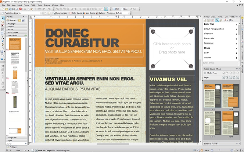 alternative indesign