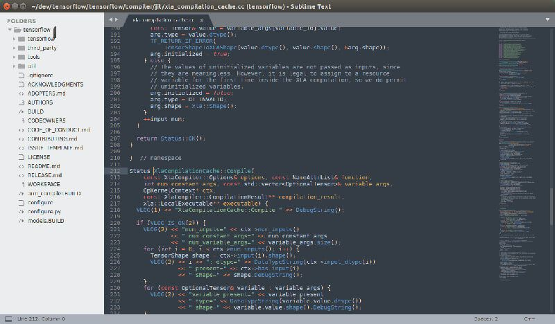 Simple text editor for mac