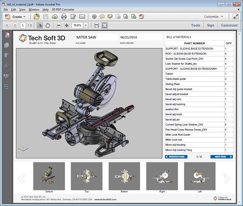 PDF-3D-Betrachter