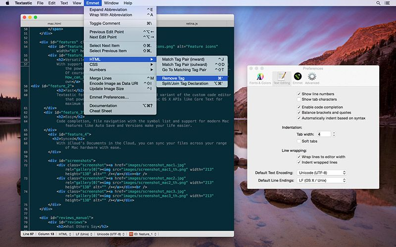 create text file macos 10.15