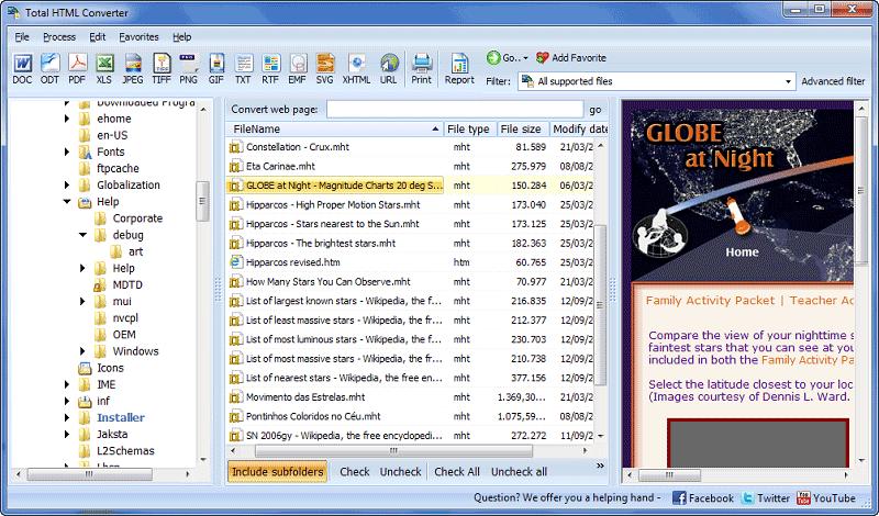 HTML zu PDF umwandeln