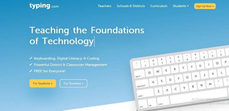 typing tutor 6 online